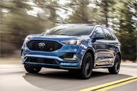 Ford Edge USA Facelift 2018