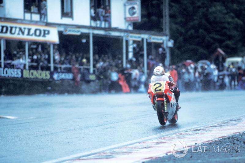 1986 - Едді Лоусон, Yamaha