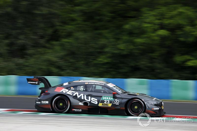 1. Daniel Juncadella, Mercedes-AMG Team HWA, Mercedes-AMG C63 DTM