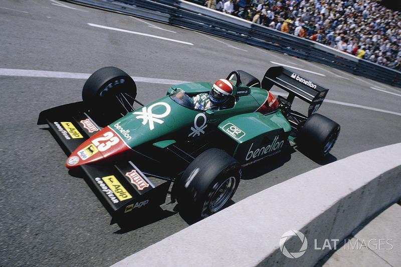 Alfa Romeo 185T (1985)