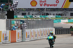 Yarış galibi Joan Mir, Leopard Racing