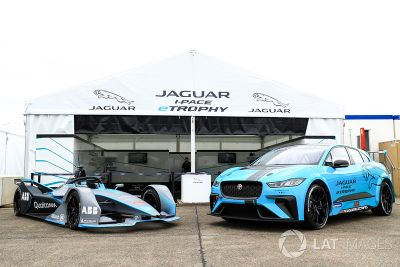 Jaguar I-Pace eTrophy: Berlin