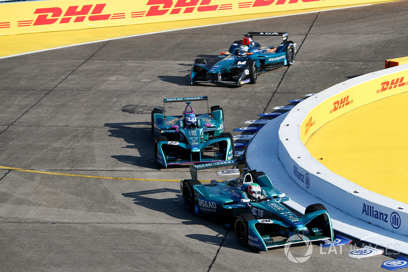 Antonio Felix da Costa, Andretti Formula E Team, Stéphane Sarrazin, Andretti Formula E Team
