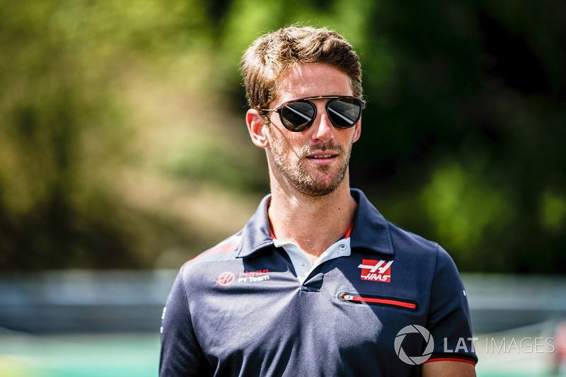 Bestätigt für 2019: Romain Grosjean (Frankreich)