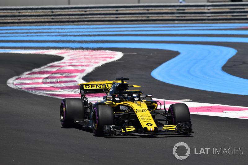 11 місце — Ніко Хюлькенберг, Renault. Умовний бал — 8,86