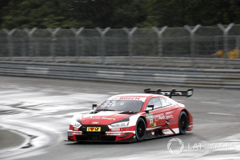 18. René Rast, Audi Sport Team Rosberg, Audi RS 5 DTM