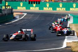 Leonardo Pulcini, Campos Racing and Pedro Piquet, Trident