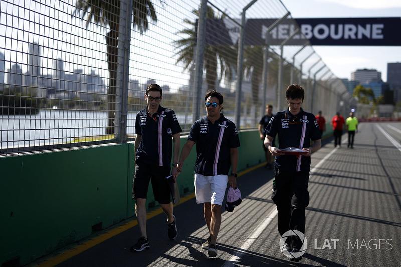 Серхио Перес, Force India VJM11