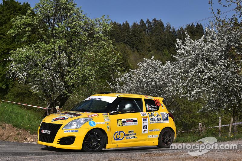 Suzuki Rally Cup: 1000 Miglia