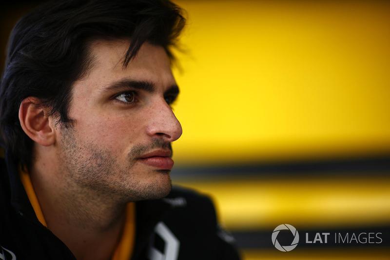 Carlos Sainz: o sonho da equipe de ponta