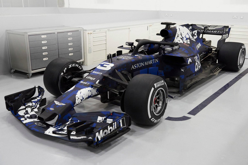 36. Red Bull Racing RB14, Formula 1