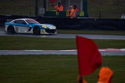Race red flagged