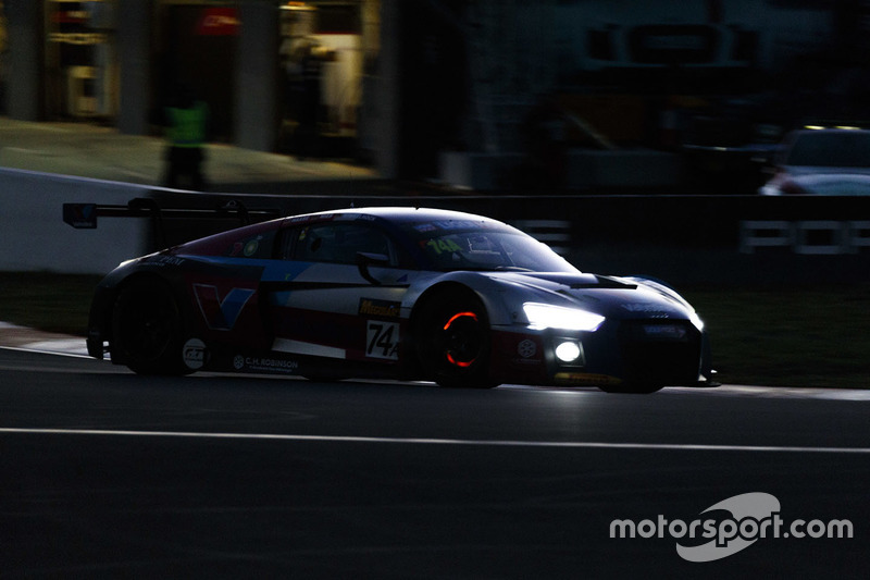 Audi Sport Customer Racing, Audi R8 LMS (№74)