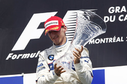 1. Robert Kubica, BMW Sauber