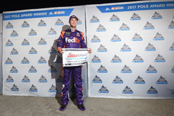 Pole, Denny Hamlin, Joe Gibbs Racing Toyota