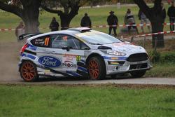 Michael Burri, Anderson Levratti, Ford Fiesta R5, D-Max Swiss