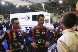 Thierry Neuville et Nicolas Gilsoul