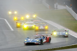 #67 Ford Chip Ganassi Team UK Ford GT: Andy Priaulx, Harry Tincknell