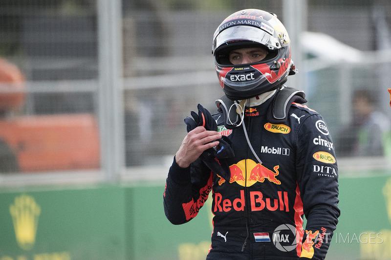 Max Verstappen, 2018