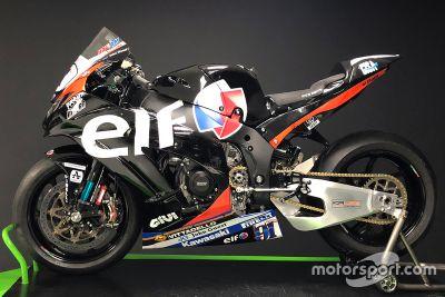 Kawasaki Puccetti Racing launch