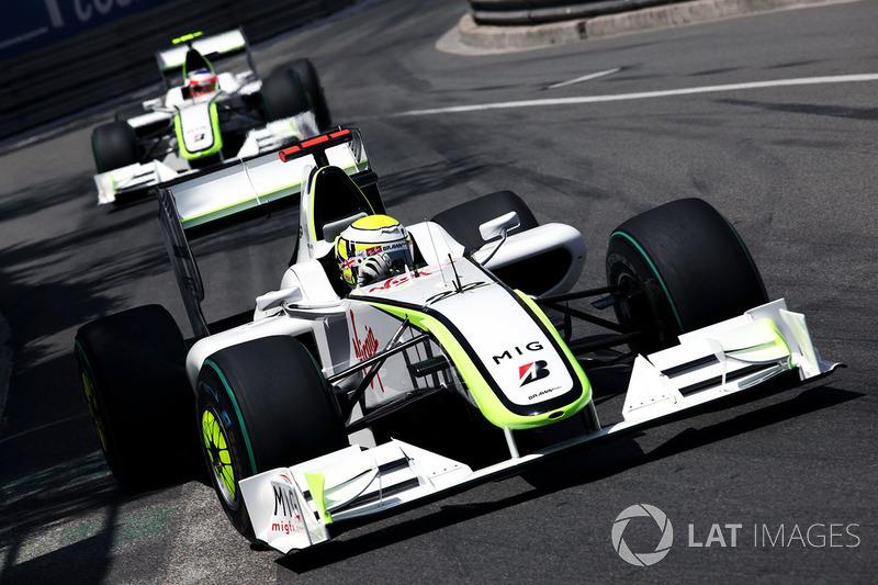 2009: Дженсон Баттон, Brawn-Mercedes BGP 001