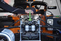 McLaren MCL33 detail
