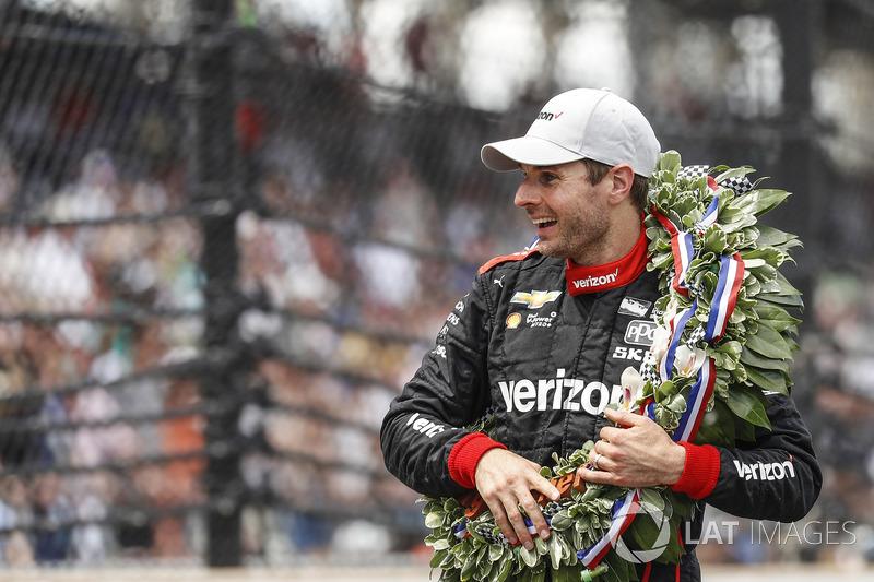 500 Millas de Indianápolis: Will Power, Team Penske Chevrolet