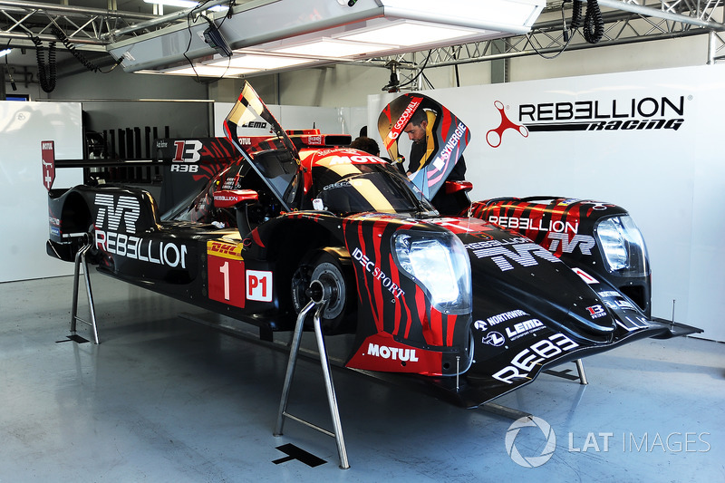 1 rebellion racing rebellion r13 at prologue paul ricard - Rebellion r13 ...