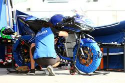 Moto de Yamaha WSSP300
