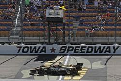 Yarış galibi James Hinchcliffe, Schmidt Peterson Motorsports Honda