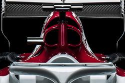 Sauber C37 detail