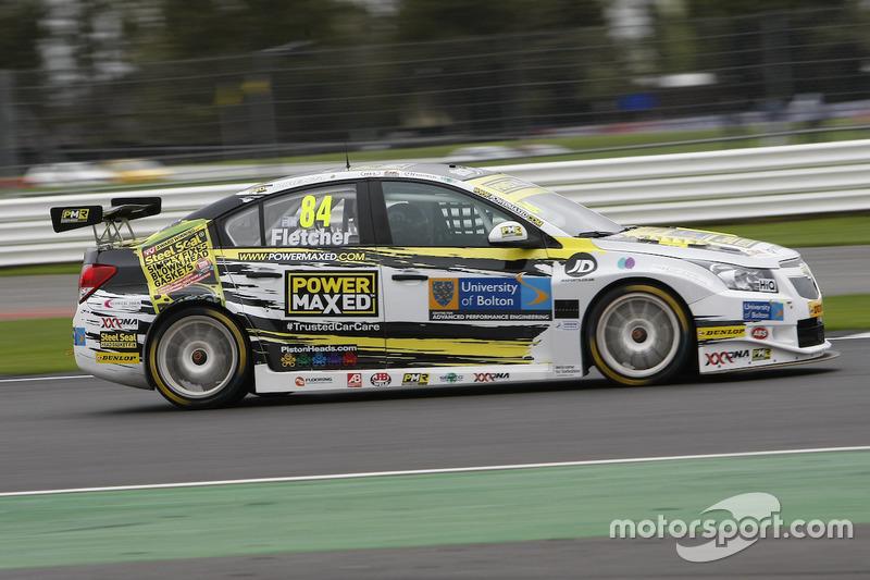 #84 Kelvin Fletcher, Power Maxed Racing, Chevrolet Cruze