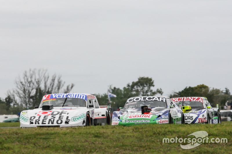 Leonel Sotro, Di Meglio Motorsport Ford, Gaston Mazzacane, Coiro Dole Racing Chevrolet, Norberto Fontana, Laboritto Jrs Torino