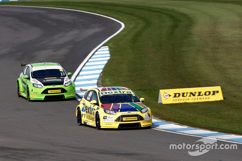 Alex Martin, Team Parker Racing, Stewart Lines, Maximum Motorsport