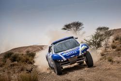 #342 MINI ALL4 Racing: Mohamed Abu Issa, Philipp Beier