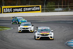 Pierre-Yves Corthals, DG Sport Competition, Opel Astra TCR