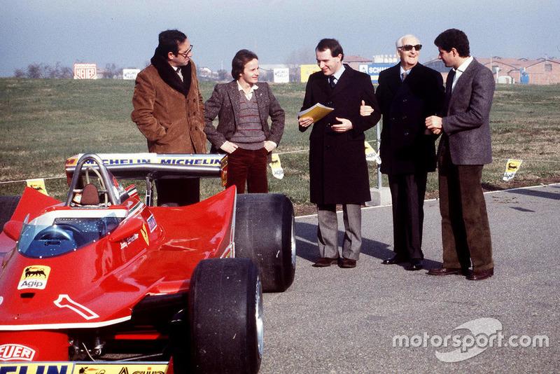 1988 год. Марко Пиччинини (на фото в центре)