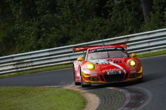 #2 Team GetSpeed Performance Porsche 911 GT3 R: Steve Jans, Marek Böckmann, Christopher Gerhard