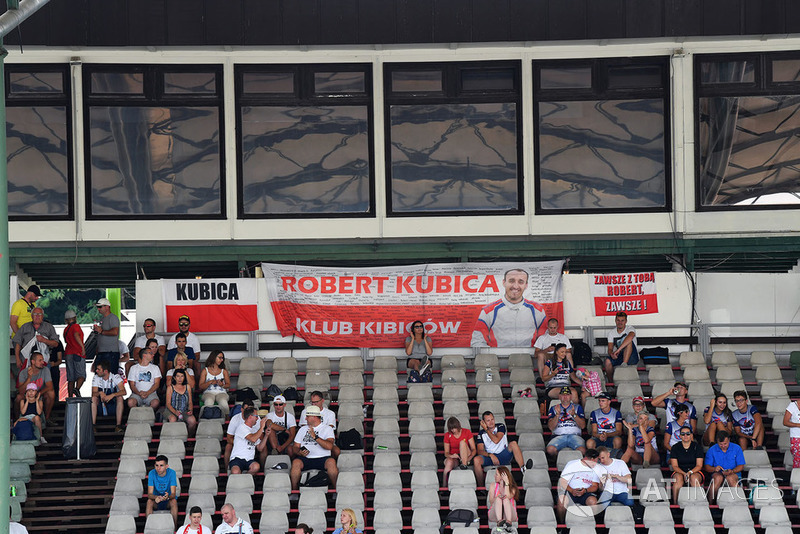 Fans de Robert Kubica
