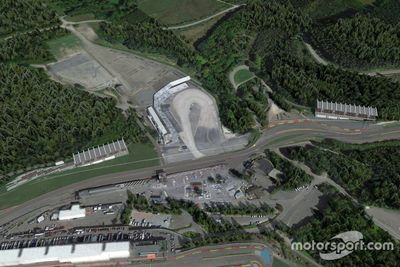 Spa-Francorchamps projet de rénovation