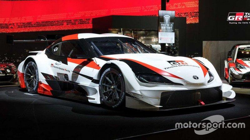 2020 Toyota GR Supra Super GT Concept