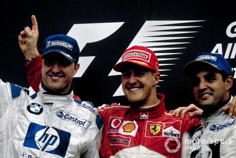 #68 GP du Canada 2003