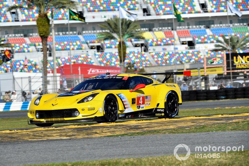 Оливер Гэвин, Томми Милнер, Марсель Фесслер, Corvette Racing Corvette C7.R (№4)
