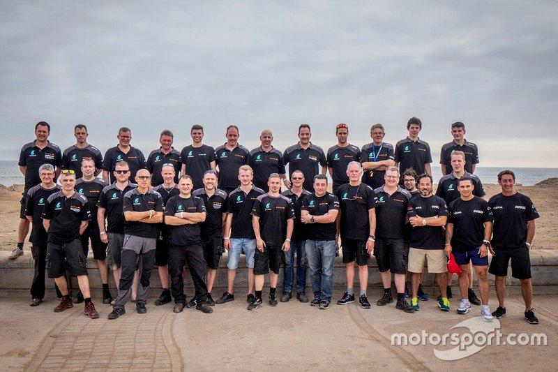 Team Petronas De Rooy Iveco