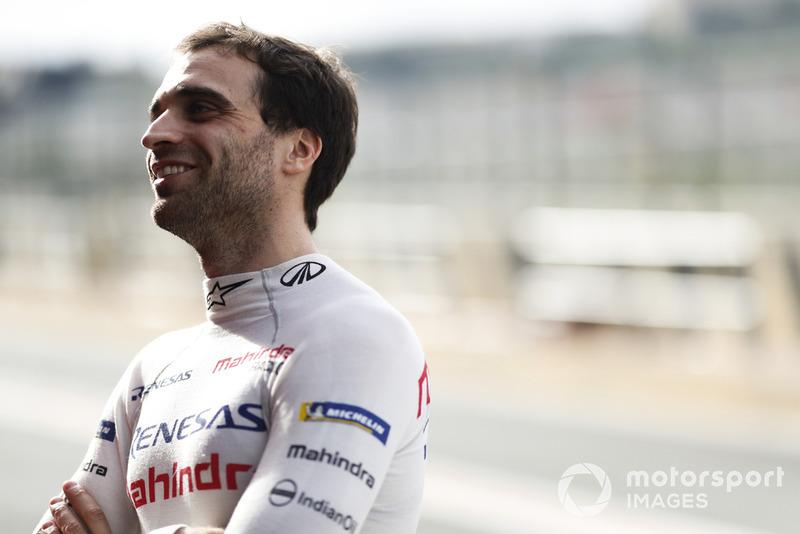 №64: Жером Д'Амброзио, Mahindra Racing