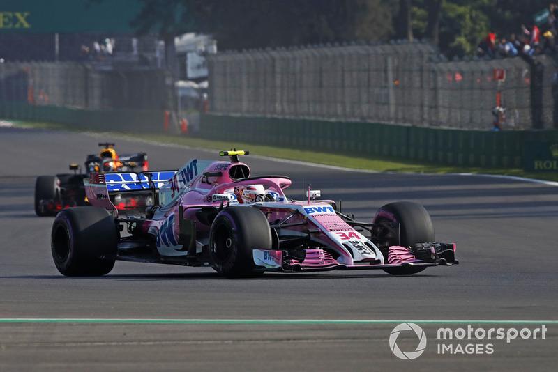 15. Nicholas Latifi, Racing Point Force India VJM11