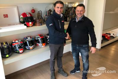Annuncio Junior Team Total Gresini