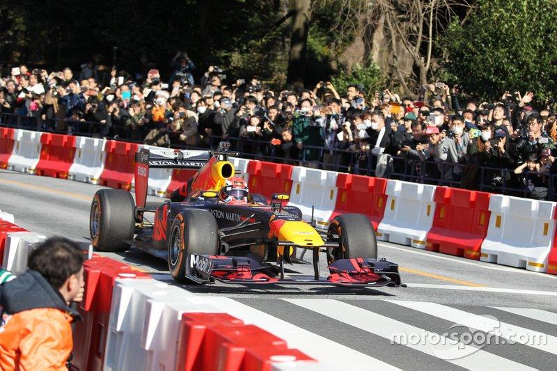 Red Bull Racing - Gasly - Tokió