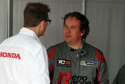 Jens Reno Møller,  Reno Racing, Honda Civic TCR