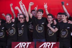 Джордж Расселл, ART Grand Prix